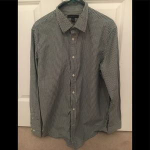 New Banana Republic Large button down